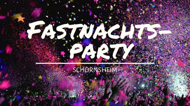 Fastnachtsparty Schornsheim