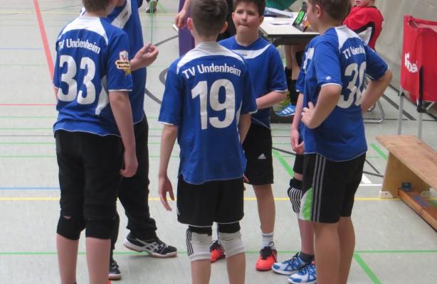 SG-Nachwuchs auf Rheinland-Pfalz-Ebene Vierter / Verletzung verhindert Bronzeplatz